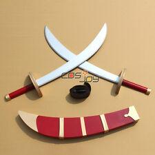 "Cosjoy 27"" Avatar The last Airbender Double Swords PVC Cosplay Prop-0569"