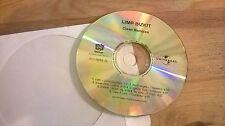 CD Metal Limp Bizkit - Clean Remixes (7 Song) Promo MOTOR UNIVERSAL disc only