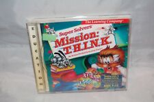 Pre-Owned Mission Think Pc Game Thinking Skills & Problem Solving Educational Cd