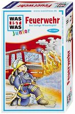 Kosmos 712556 Was IST WAS Junior Feuerwehr  Mitbringspiel NEU OVP-