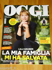 OGGI 2014/52=LILLI GRUBER=SUOR CRISTINA=FRAGOLA=ONE DIRECTION=MANGO=KEN FOLLETT=