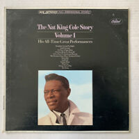 NAT KING COLE The Nat King Cole Story: Volume 1 LP 1972 - SW 1926 - VG