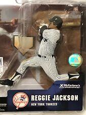 McFarlane Cooperstown Collection Reggie Jackson NY Yankees McFarlaneSportspicks