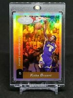2000-01 Hoops Kobe Bryant Gold Hot Prospects Holo, LA Lakers