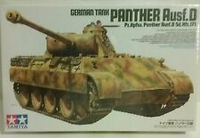 Tamiya Pz.Kpfw.Panther Ausf. D (Sd.Kfz.171)