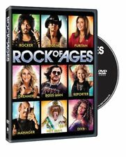 Rock of Ages (DVD, WS, 2012) + Digital Copy TOM CRUISE NEW