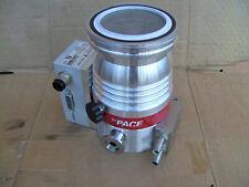 Pfeiffer Vacuum HiPace 80 PM P03 940 Turbo Pump -- 110 PM C01 790 A Controller
