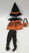 HalloweenDoll Clothes for American Girl and any other 18' dolls used