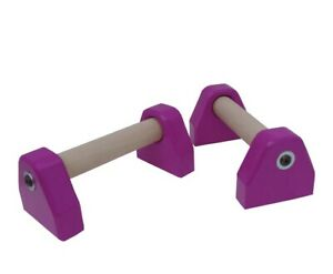Crossfit / Calithensic / Bodyweight Pressup Paralettes - WEIGHT TESTED TO 100KG