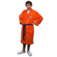 Dragon ball Z Guko Kame Symbol Bathrobe Fleece Licensed Anime Robe