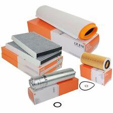 MAHLE KNECHT Inspektionspaket Filtersatz Filterkit BMW 5er E60 E61 525d 530d