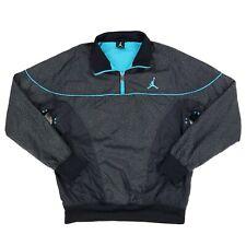 Nike Jordan 3 Retro 5Lab3 Windbreaker Jacket Sz Medium Grey Blue Elephant Cement