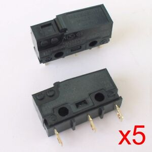 Microswitch limit switch - end switch - SPDT Nais AVT32043 - a lot of five