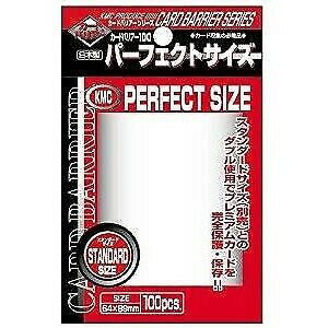KMC  - Standard Size - Perfect Fit / Size Sleeves (100)