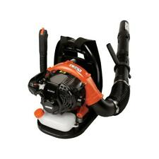 Echo Backpack Leaf Blower Gas 158 Mph 375 Cfm Easy Start 2-Stroke Engine