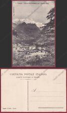 VERCELLI RIVA VALDOBBIA 82 VALSESIA - MONTE ROSA Cartolina