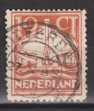 NVPH Netherlands Nederland 140 TOP CANCEL ROTTERDAM 1924 Reddingsmaatschappij