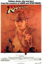 Indiana Jones - Jäger Des ... Poster Film-Plakat (98x68cm) #289
