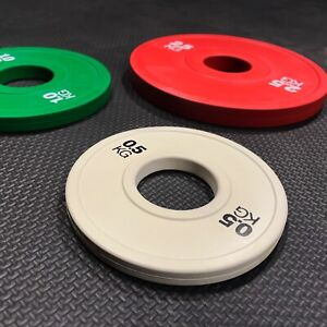 Exersci Elite Fractional weight plates - Weightlifting, Fitness