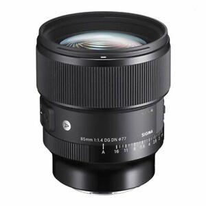 Sigma 85mm F1.4 DG DN Art Sony E no extra cost BNIB