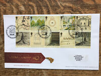 GB FDC 2004 The Lord Of The Rings, Sarehole Mill Pmk