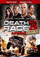 DEATH RACE - INFERNO - DVD - REGION 2 UK