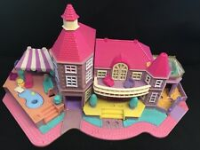 Polly Pocket mini 💛  1994 - Light-up Magical Mansion Playset 11.8