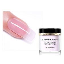 10ml Pink Acrylic Powder Tip Extension French Nail Polymer Powder BORN PRETTY