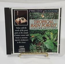 Tropical Rain Forest [Madacy #1] by Various Artists (CD, Sep-1994, Madacy)
