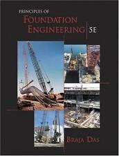 Principles of Foundation Engineering by Braja M. Das (Trade Cloth)