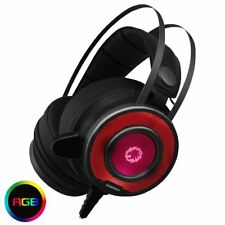 Game Max G200 7 Colour RGB LED Gaming Headset and Mic (USB and 3.5mm Jack)