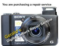 SONY CyberShot DSC-HX9V Repair Service for your Digital Camera-60 Day Warranty