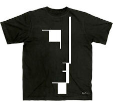Bauhaus-Big Logo-XXL Black T-shirt