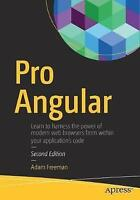 Pro Angular by Freeman, Adam, NEW Book, (Paperback) FREE & Fast Delivery