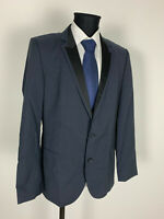 Hugo Boss Sakko Jacket Smoking Style Gr.54 100% Schurwolle Top Zustand