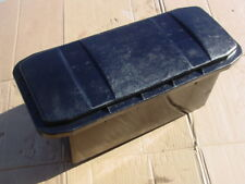 Mercedes Benz 107 450 380 SL SLC plastic battery box container lid cover top