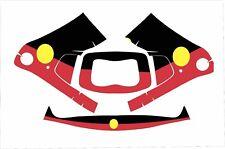 3M Speedglas 9100 Fx Auto Sw Jig Schweiß Helm Umwickeln Abziehbild Aborigines