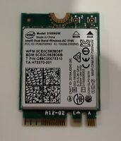 Genuine Intel Dual Band Wireless Wifi Card AC3165 H35123-001 3165NGW
