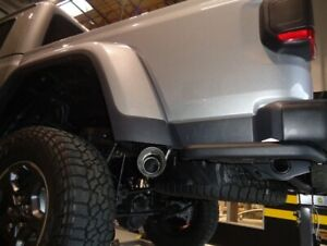 MAGNAFLOW 2020+ JEEP GLADIATOR JT 3.6L CATBACK EXHAUST SYSTEM STAINLESS STEEL