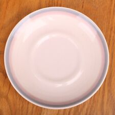 Pfaltzgraff Blue & Pink Stripe Saucer