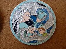 Disney FROZEN Anna & Elsa* Do You Want to Build a Snowman Fantasy pin*  New