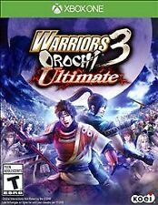 WARRIORS OROCHI 3 Ultimate - Xbox One VideoGames