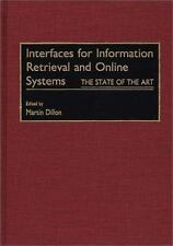 Interfaces for Information Retrieval and Online Systems: The State of -ExLibrary
