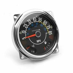 Omix-ADA 17206.05 Speedometer Gauge Cluster 5-85 MPH For Jeep CJ5 CJ7 CJ8 80-86
