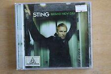 Sting  – Brand New Day    (C351)