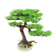 Artificial Large Pine Tree Aquatic Aquarium Fish Tank Plant Decor Ornament