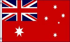 3'x5' Australia Red Ensign Flag Outdoor Indoor Aussie Mercantile Marine Navy 3x5
