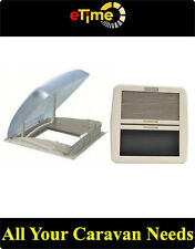 Dometic caravan SEITZ Mini Heki Plus Skylight with roof thickness 25 to 42mm