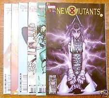 série des 6 NEW MUTANTS - Marvel 2004 - état neuf