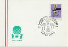 A 4020 LINZ DONAU Wiedereröffnung des Postamtes KLEINZELL IM MÜHLKREIS BSV GREIN